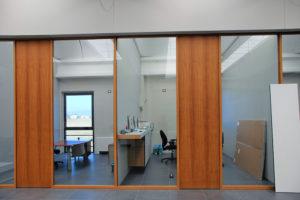 interior walls 4